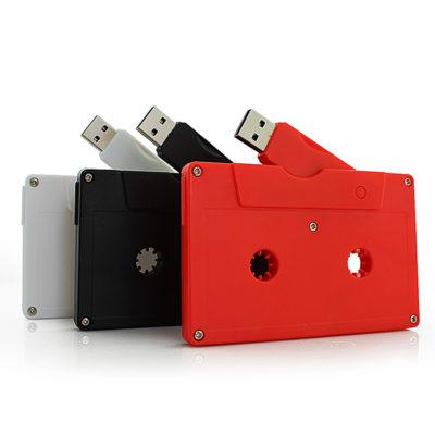 CASSETTE USB FLASH DRIVE